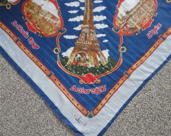 French J Mico Sancho Scarf 35x35