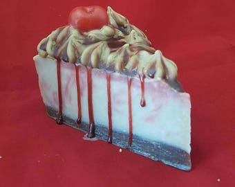 Cherry Pie Slice Soap