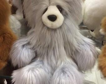 Baby Alpaca Suri Teddy Bear