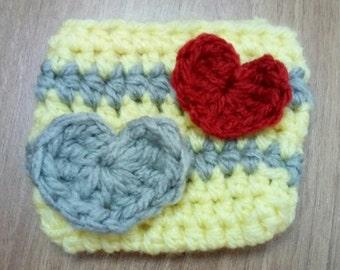 Mini crochet purse. Mini crochet purse