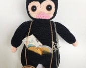 Niffler crochet pattern e...