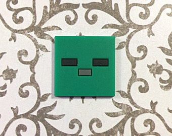 video game zombie charm