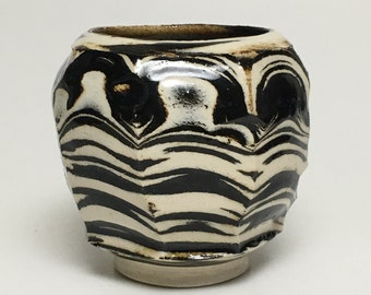 Marbled Yunomi Cup