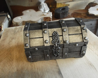 wood jewellery box