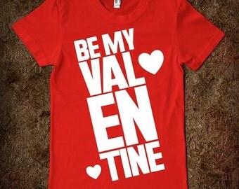Be my Valentine Tess