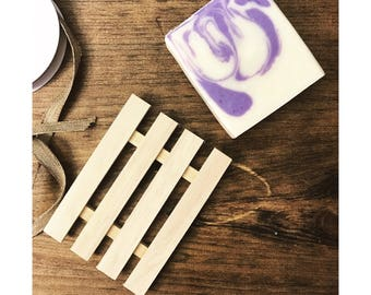 Soap Bar and Rack Gift