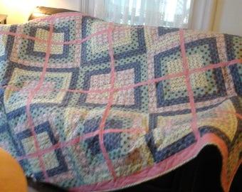 Window Panes quilt