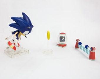 Sonic The Hedgehog Toy set