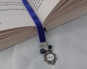 A Court of Mist and Fury Inspired Ribbon Bookmark - Rhysand