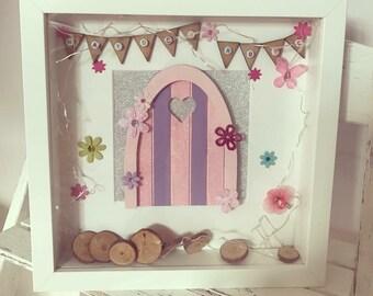Personalised Fairy Door Frame