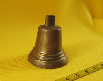 Russian vintage BELL Old Troika Bell for horse Christmas Bell metal