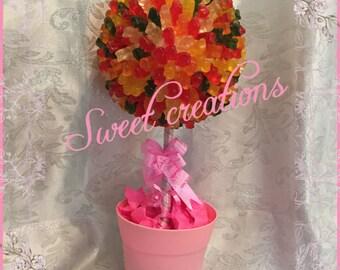 Gummy bears  candy sweet tree