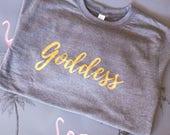 GODDESS Super Soft Sweatshirt