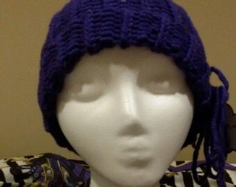 Blurple Youth or Small Adult Hat