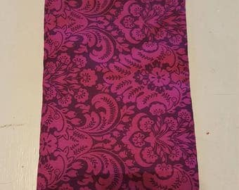 Pink Paisley Rice Heating Bag