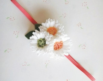Daisy Trio Headband