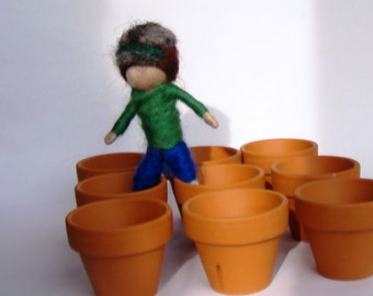 mini terracotta pot uk, mini succulent planter, diy wedding planter, mini wedding planter, candle holder pot, mini succulent planter kendal