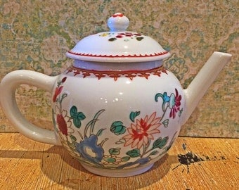 Franklin Mint Victoria and Albert Museum Teapot - Chinese