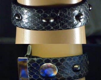 Leather Cuff 51