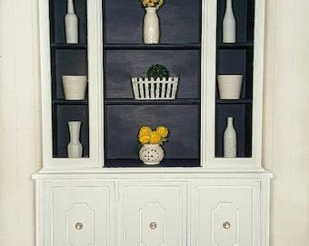Vintage china cabinet SOLD
