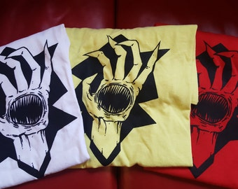 The Hand that Feeds T-Shirt