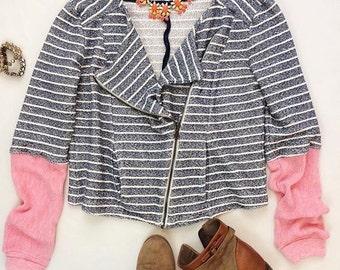 Amelia Sweater Jacket