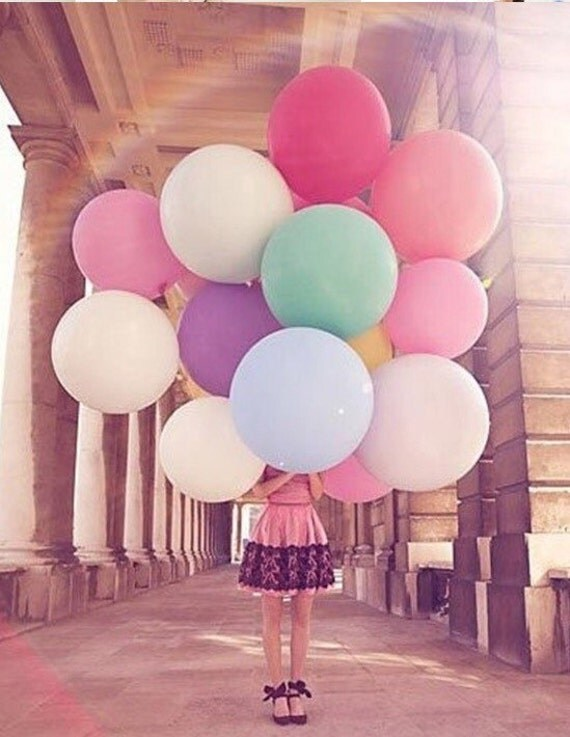 36 inch balloons party balloons huge balloons wedding balloons birthday balloons engagement picture balloons bridal shower balloons from