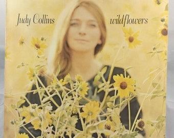 Judy Collins - Wildflowers - LP vinyl record - 1967 Elektra Records