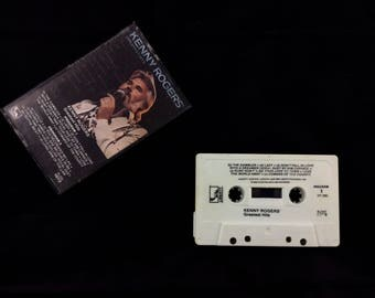 Kenny Rogers - Greatest Hits - vintage Cassette Tape - 1980 Liberty Records