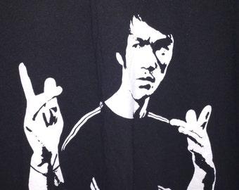 Vintage Bruce Lee T-shirt
