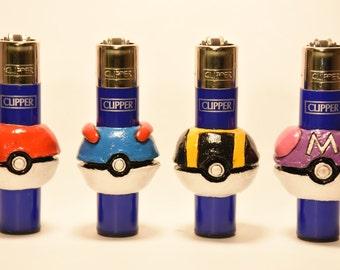 Pokeball - Clipper Lighters