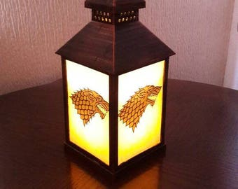 Game of Thrones House Lantern