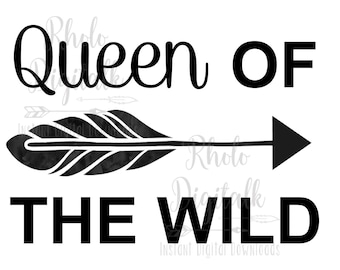 Queen of the wild-digital download