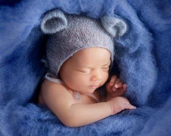 Newborn Photo Prop, Baby Wool Fluff, Basket Stuffer, Basket Filler, Photo Prop Wool Fluff