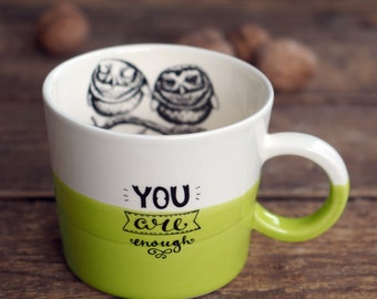Small cup quotes