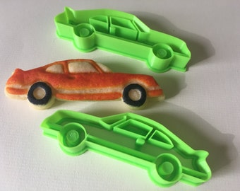Classic Sports Car Cookie Cutter Set