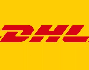 Express delivery by DHL