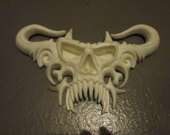 Tribal Danzig Skull