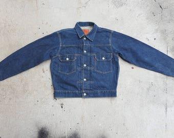 Vintage Levi's Jacket Selvedge 71507