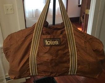 Vintage Totes Nylon Bag