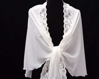 Bridal wrap, shawl, bridal shawl, bridal stole, accessory, stole,