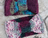 Women's Knitted Headband/Earwarmer