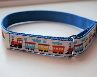 Trains - Child/Toddler Adjustable Velcro Belt