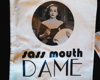 Sass Mouth Dame with Bette Davis | Classic Hollywood | Woman's Pictures | All About Eve