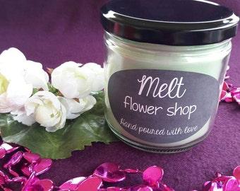 Flower Shop- 12oz Candle
