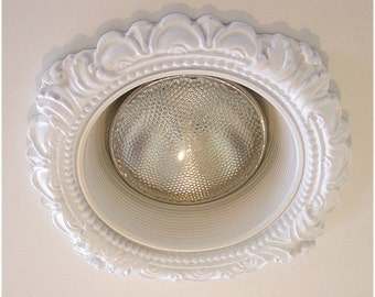"6"" Decorative Recessed Light Trim #LR-101"