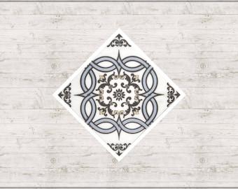 Vinyl Floor mat- 120/70 cm - Free Shipping
