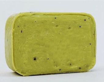 Kiwi handmade artsian organic natural soap