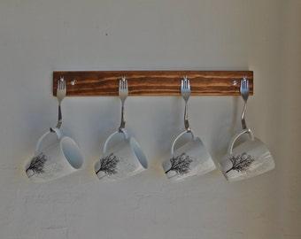 Fork Hook Kitchen Rack