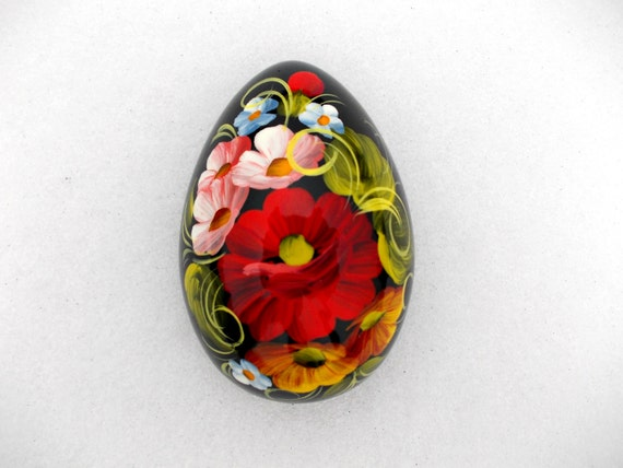 Easter egg magnet with red puppy grandma gift sister easter like this item negle Image collections